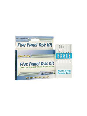 Five - Panel Self Test Kit