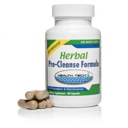 Herbal Pre-Cleanse Detox Tablets