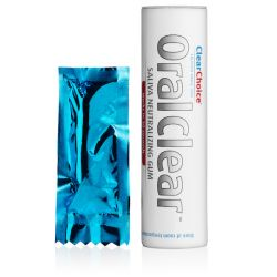 Oral Clear - Saliva Neutralizing Gum