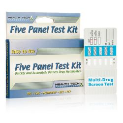 Five - Panel Self Test Kit
