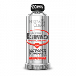Herbal Clean Ultra eliminex detox drink